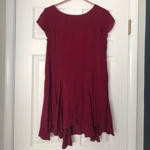 UO Cooperative drop waist dress
